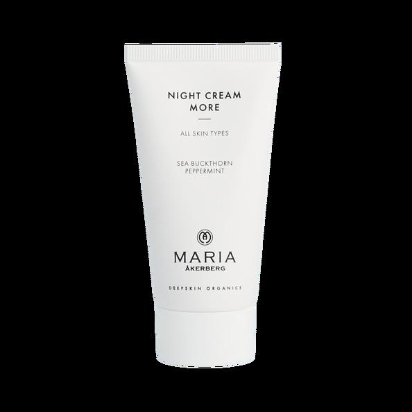 Maria Åkerberg Night Cream More bij Soin Total
