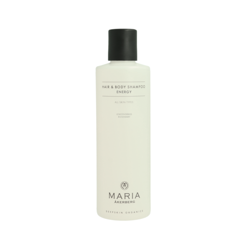 Maria Åkerberg Hair & Body Shampoo Energy bij Soin Total