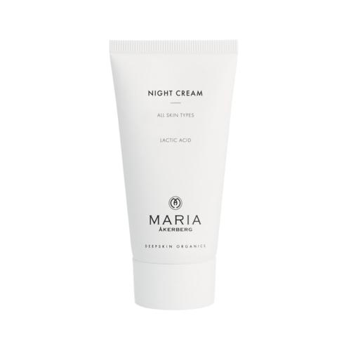 Maria Åkerberg Night Cream bij Soin Total