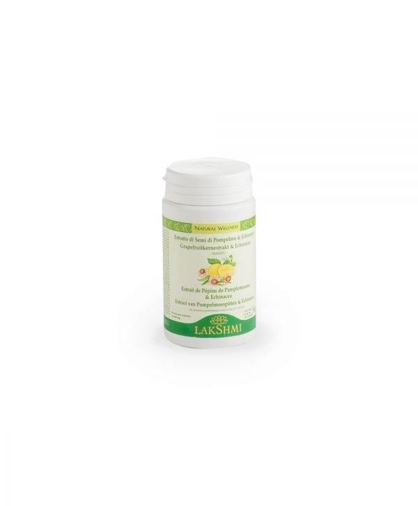 Lakshmi Grapefruitseed extract with echinacea bij Soin Total