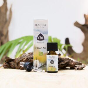 Tea Tree Clean Air etherische olie mix - Chi bij Soin Total