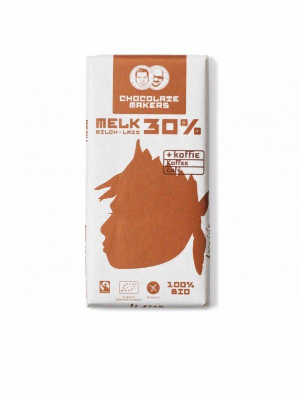 De Chocolatemakers Awajun Melk 30% bij Soin Total