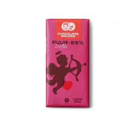 Chocolatemakers Puur Liefde 65% bij Soin Total