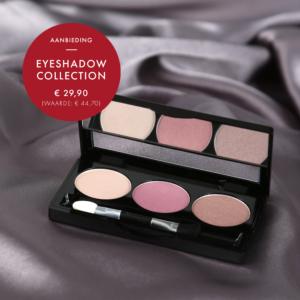 Maria Åkerberg Eyeshadow Collection Pink bij Soin Total